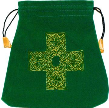 Bild på Tarotpåse: keltiskt kors