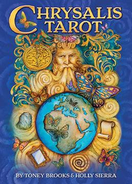 Bild på Chrysalis Tarot Book