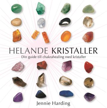 Bild på Helande kristaller : Bok och sju kristaller