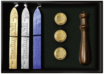 Bild på Wax Seal Spiritual Set