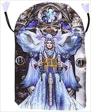 Bild på Tarotpåse: Illuminati (satäng)