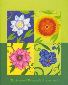 Bild på Art of Power Thought Notecards