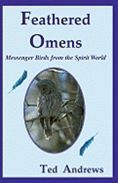 Bild på Feathered Omens: Messenger Birds From The Spirit World (40-Card Deck & Guidebook)
