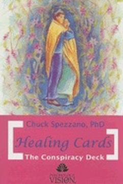 Bild på Healing Cards: The Conspiracy Deck (Book & 90-Card Deck)