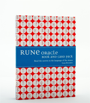 Bild på Rune Oracle Book and Cards Pack