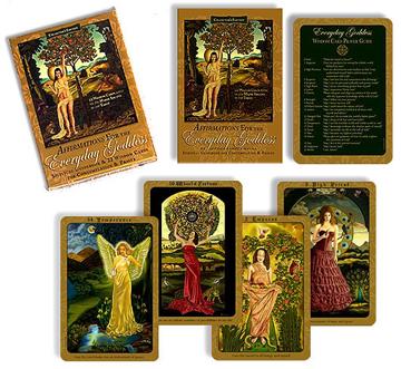 Bild på Affirmations For The Everyday Goddess
