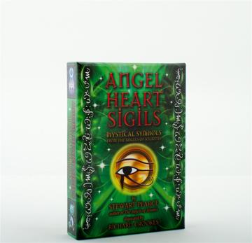 Bild på Angel Heart Sigils : Mystical Symbols from the Angels of Atlantis