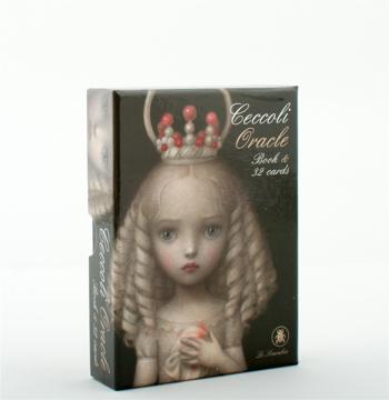 Bild på Ceccoli Oracle Cards