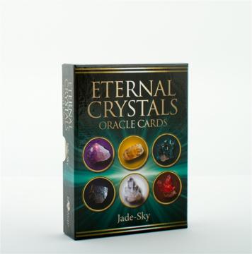 Bild på Eternal Crystals Oracle Cards