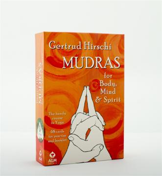 Bild på Mudras for Body, Mind & Spirit