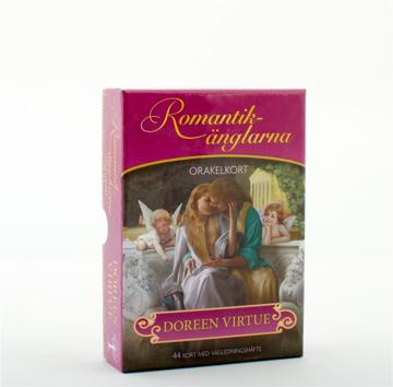 Bild på Romantikänglarna orakelkort