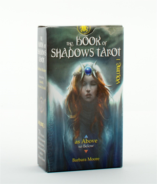Bild på ...as above : the Book of Shadows Tarot, vol. I