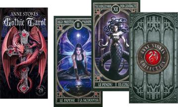 Bild på Anne Stokes Gothic Tarot