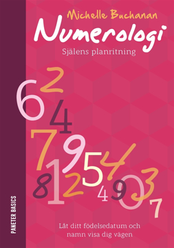 Bild på Numerologi: själens planritning