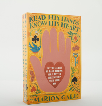 Bild på Read His Hands, Know His Heart (Book & 52-Card Deck)