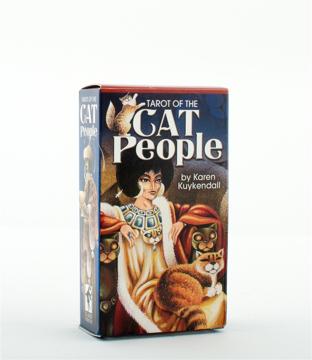 Bild på Tarot of the Cat People Deck
