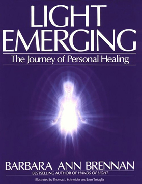 Bild på Light emerging - the journey of personal healing