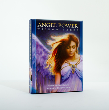 Bild på Angel Power Wisdom Cards