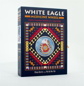 Bild på White Eagle Medicine Wheel