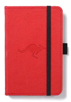 Bild på Dingbats* Wildlife A6 Pocket Red Kangaroo Notebook - Lined
