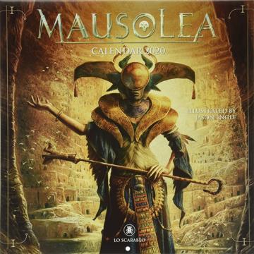 Bild på MAUSOLEA CALENDAR 2020 CAL08