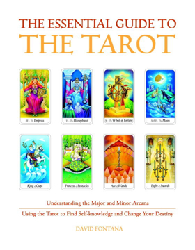 Bild på Essential Guide To The Tarot: Understanding The Major & Minor Arcana--Using The Tarot To Find Self-K