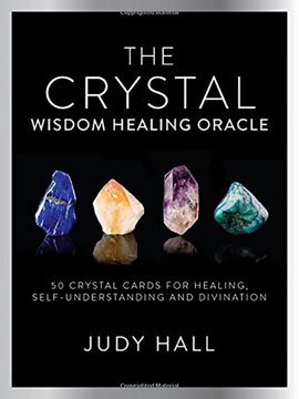 Bild på Crystal wisdom healing oracle - 50 oracle cards for healing, self-understan