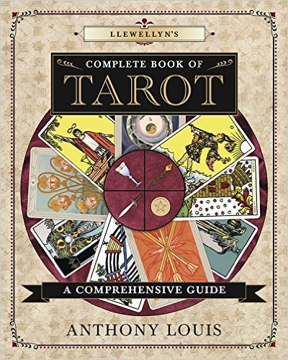 Bild på Llewellyn's Complete Book of Tarot