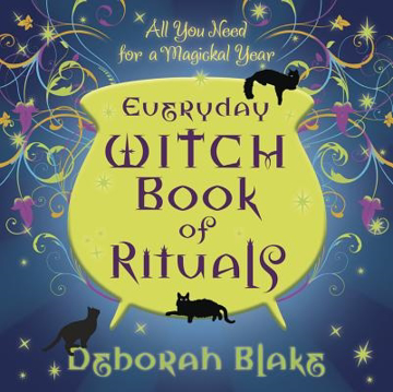 Bild på Everyday Witch Book of Rituals: All You Need for a Magickal Year
