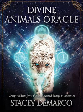 Bild på Divine Animals Oracle: Deep Wisdom from the Most Sacred Beings in Existence