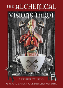 Bild på Alchemical Visions Tarot: 78 Keys to Unlock Your Subconscious Mind (Book & Cards)