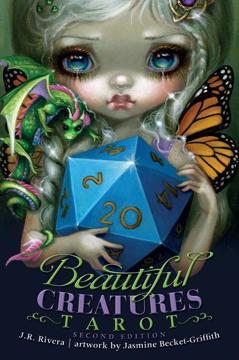 Bild på Beautiful Creatures Tarot, 2nd Edition