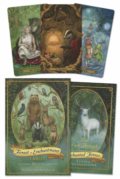 Bild på Forest of Enchantment Tarot