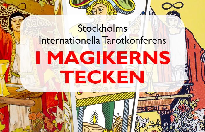 I MAGIKERNS TECKEN 9-10 MAJ