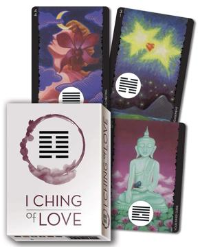 Bild på I-Ching of Love Oracle
