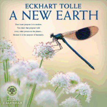 Bild på New Earth Calendar 2020