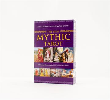 Bild på New Mythic Tarot (Bk + Dk)
