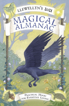 Bild på Llewellyn's 2021 Magical Almanac