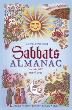 Bild på Llewellyn's 2021 Sabbats Almanac