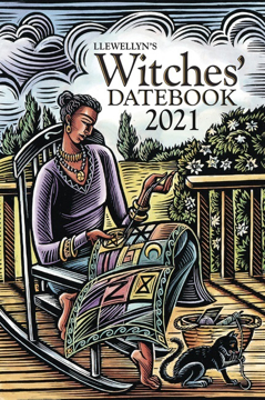 Bild på Llewellyn's 2021 Witches' Datebook
