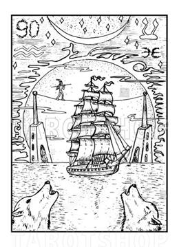 Bild på Engraved The Moon