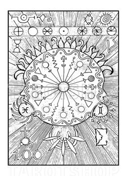 Bild på Engraved The Sun