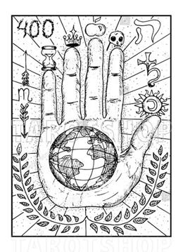 Bild på Engraved The World
